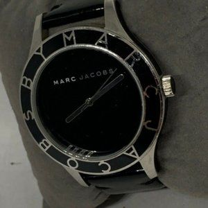 Marc By Marc Jacobs Women's Black Dial Watch Aa326